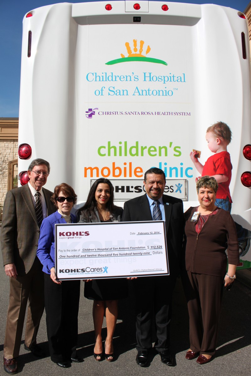 Kohl S Cares Makes A Difference For The Children S
